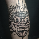 Barong Mask