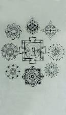 Mandala Sheet 1